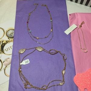 Juicy Couture Jewelry - Lot of 5 Jewelry Bracelets Necklaces Juicy Couture